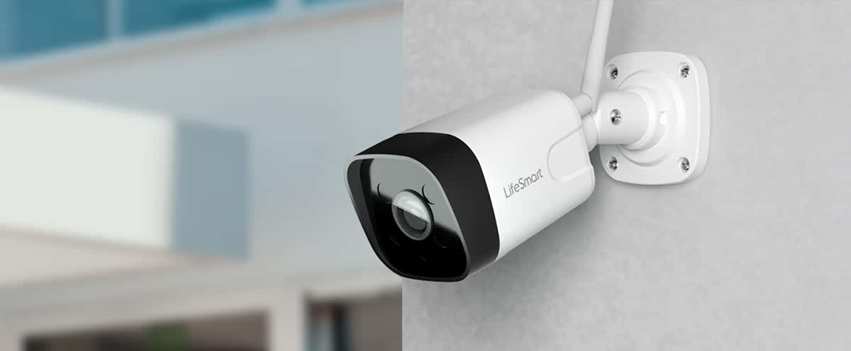 Outdoor Camera (1080P)