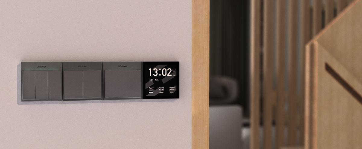 BLEND Smart Switch