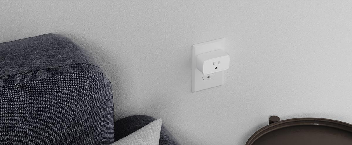 Smart Plug(ZigBee US, with Monitor Energy Usage)