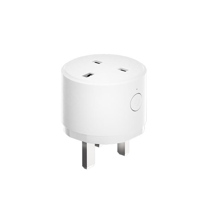 Smart Plug(ZigBee UK, with Monitor Energy Usage)